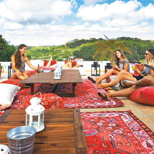 Picnic Lounge Blanket