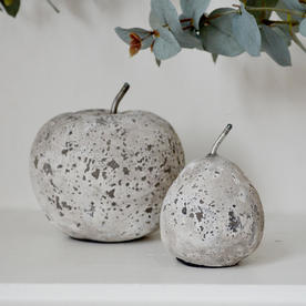 Stone Apple and Pear