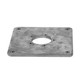 Glatz Parasol Ground Mounting Plate