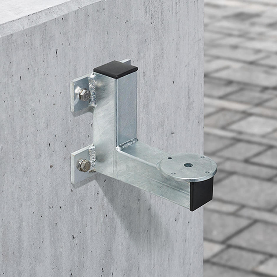 Glatz Parasol Wall Mounted Fixings