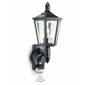 Outdoor Motion Sensor Traditional Lantern Lights