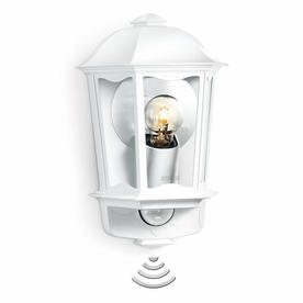 Motion Sensor Traditional Half Wall Lanterns