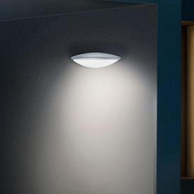 Motion Sensor LED Futuristic Downlights