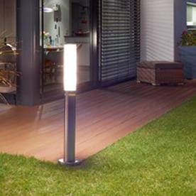 Variable Height Motion Sensor LED Path Light