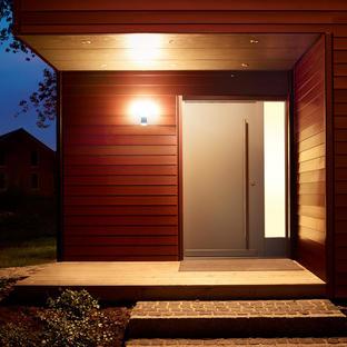 PIR Tube Style Outdoor LED Light