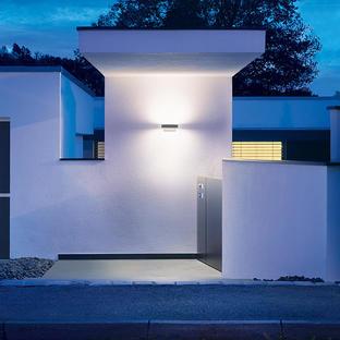 Motion Sensor LED Outdoor Up/Downlights