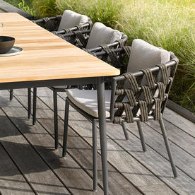 Leo Rectangular Dining Tables