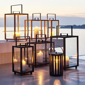 Lighttube Outdoor Lanterns