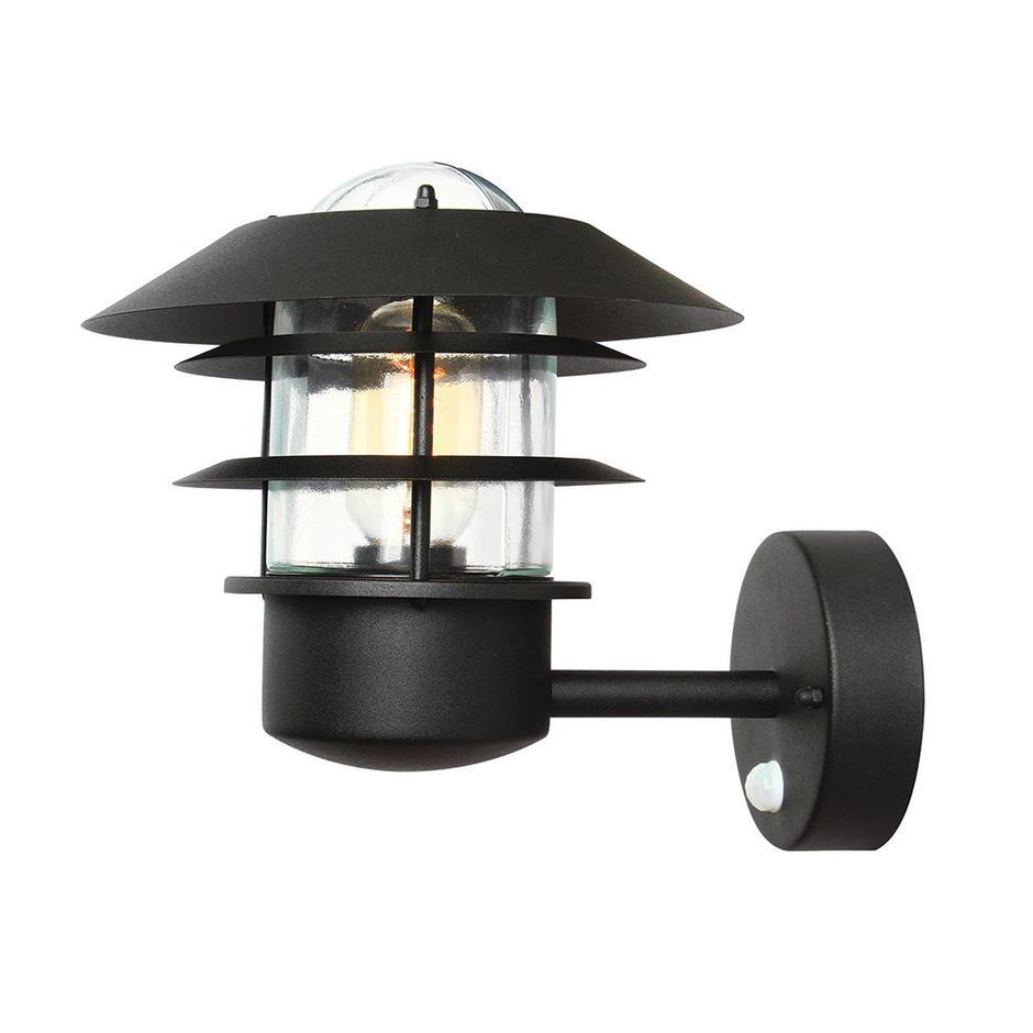 Helsingor PIR Wall Lantern