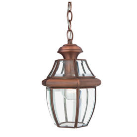 Newbury Copper Hanging Lantern