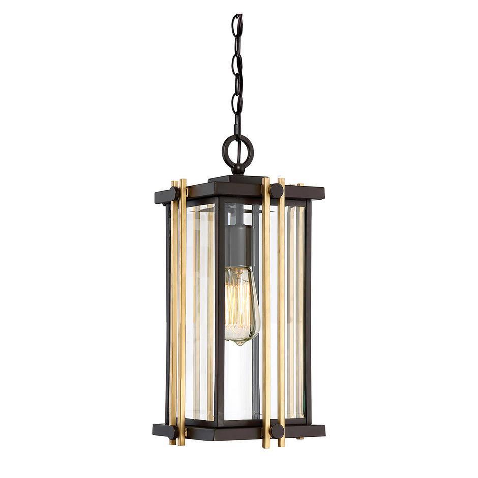 Goldenrod Hanging Lantern