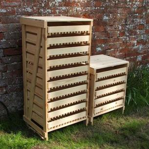 Apple Rack Storage