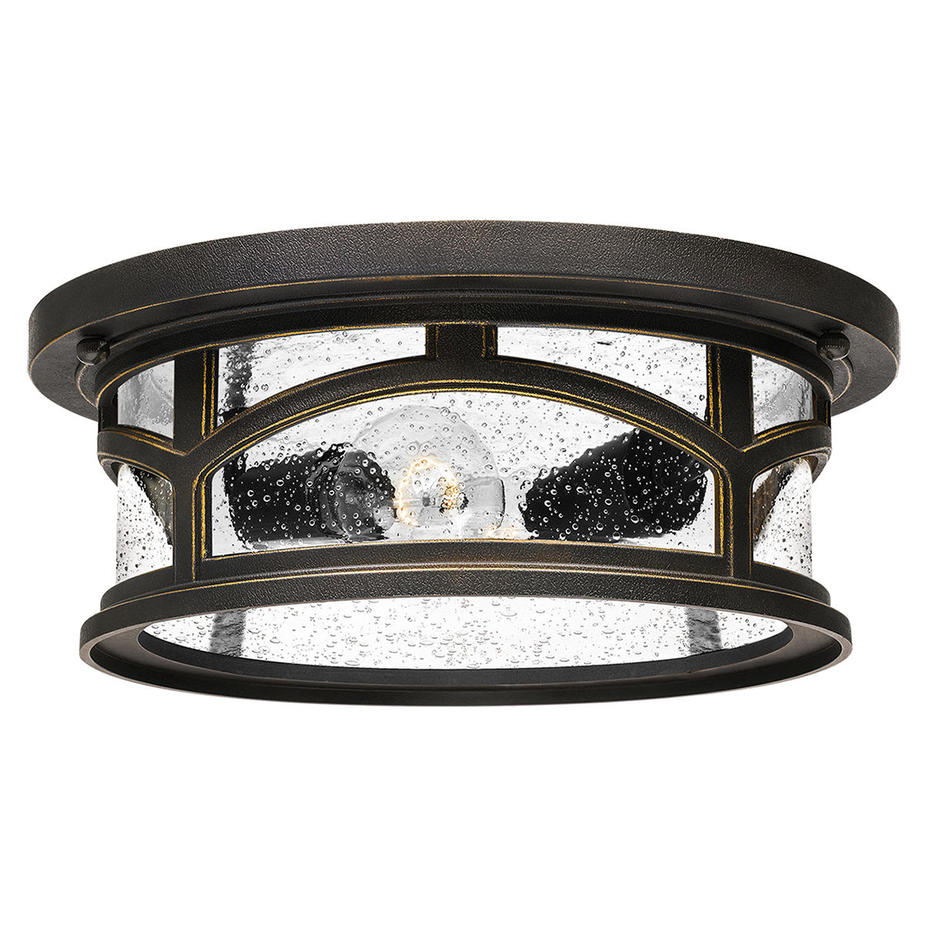Buy Marblehead Flush Mount Porch Light By Elstead Lighting The Worm That Turned Revitalising Your Outdoor Space