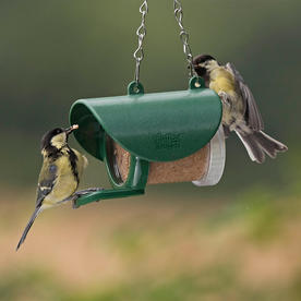 Hanging Peanut Butter Feeder