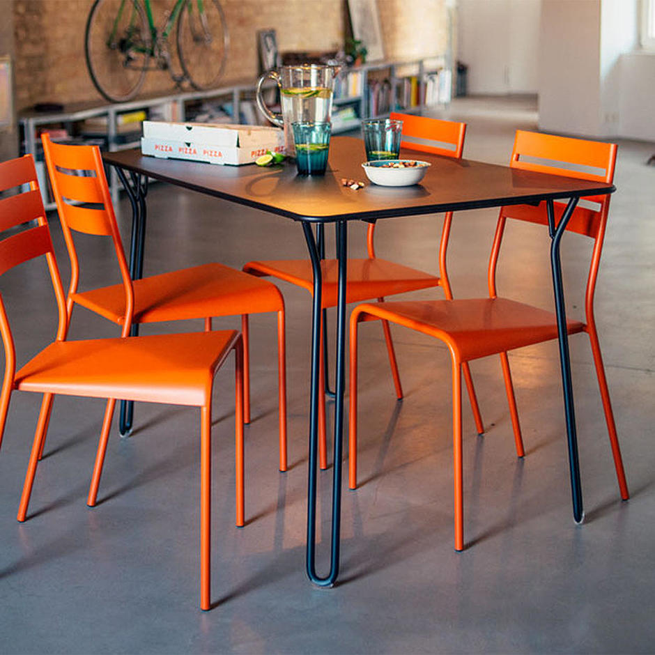 Buy Surprising Table by Fermob Outdoor Furniture — The Worm that ...