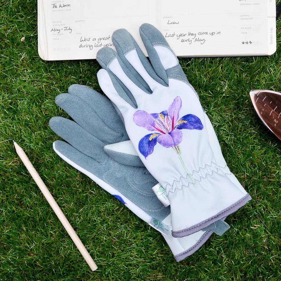 RHS Collection - Flower Design Gardening Gloves