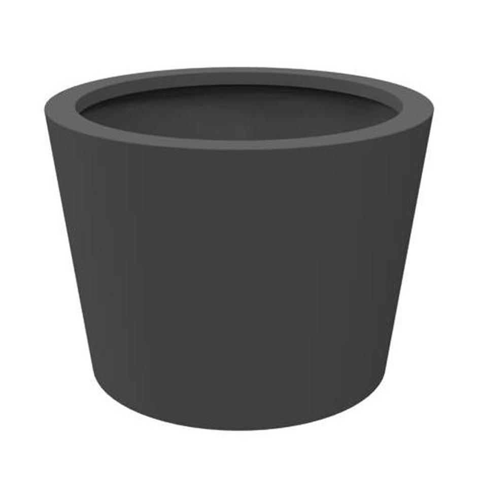 Aluminum Cone Planter