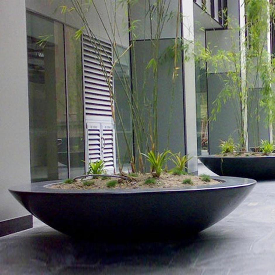 Urban Bowl Planters