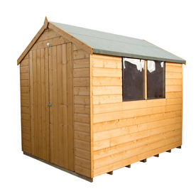 Double Door 8x6 Shed
