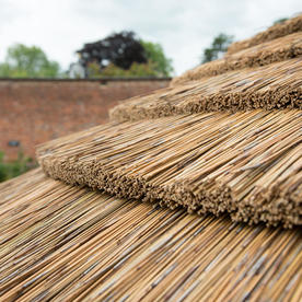 Thatched Hexagonal 3.6m Gazebos