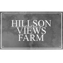 Smooth Black Slate Three Line House Sign with Border - Size 5