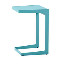 Time Out Side Table - Aqua