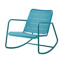 Copenhagen Rocking Chair - Aqua