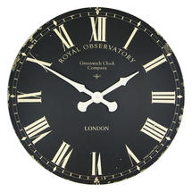 Greenwich 70cm Orangerie Wall Clock