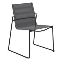 Asta Meteor Stacking Chair - Grey Sling