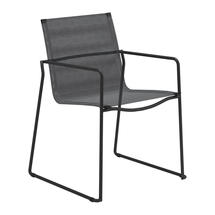 Asta Meteor Stacking Armchair - Grey Sling