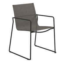 Asta Meteor Stacking Armchair - Granite Sling