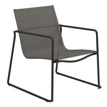 Asta Meteor Stacking Lounge Chair - Granite