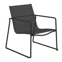 Asta Meteor Stacking Lounge Chair - Anthracite