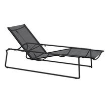 Asta Meteor Stacking Lounger - Grey Sling