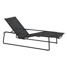 Asta Meteor Stacking Lounger - Anthracite Sling