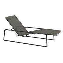 Asta Meteor Stacking Lounger - Granite Sling