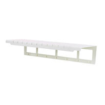 Copenhagen Coat Rack - White