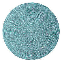Defined Outdoor Rug - 200cm - Turquoise