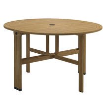 Voyager Round Gateleg Table  - Meteor