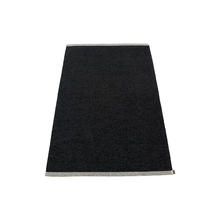 Mono 85 x 160cm Rug - Black