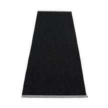 Mono 85 x 260cm Rug - Black
