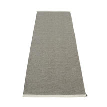 Mono 85 x 260cm Rug - Charcoal / Warm Grey