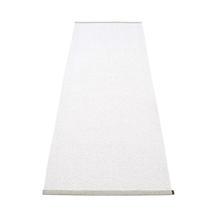 Mono 85 x 260cm Rug - White