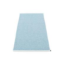 Mono 85 x 260cm Rug - Misty Blue / Ice Blue