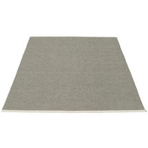 Mono 180 x 220cm Rug - Charcoal / Warm Grey