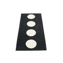 Vera 70 x 150cm Runner - Black / Vanilla