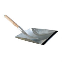 Traditional Galvanised Dustpan