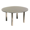 Space 150m Round Table - Stone Glass Top
