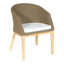 Grace Dining Armchair - Sand