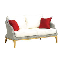 Grace 2 Seater Sofa - Platinum